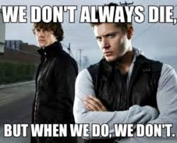 Supernatural Memes - supernatural memes a huge collection of funny supernatural memes