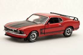 Mustang Boss 302 Black And Red Road Champs Paulsponys Com