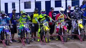 lucas oil pro motocross tv schedule lucas oil pro motocross 2016 southwick 450 moto 1 youtube