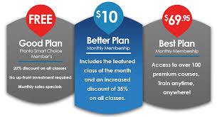 smart class online register new program the academy