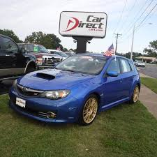 used subaru impreza virginia beach va