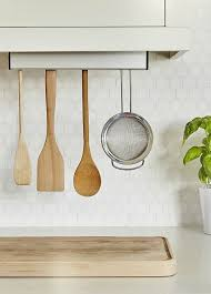 Under Cabinet Cookbook Holder by Ten Smart Organizing Ideas For Your Kitchen Living In A Shoebox