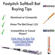 best fastpitch softball bat buying guide for the best fastpitch softball bats