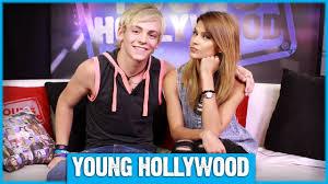 ross lynch talks austin u0026 ally and teen beach movie youtube