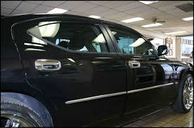 lexus chrome accessories dodge charger chrome door handle mirror cover trim package