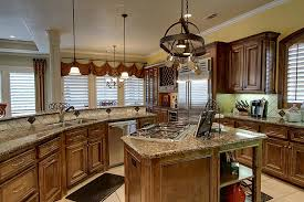 kitchen island with hanging pot rack hanging pot rack clever painted cabinetry custom hanging pot rack