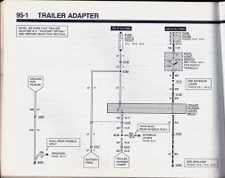 trailer wiring harness ford bronco forum