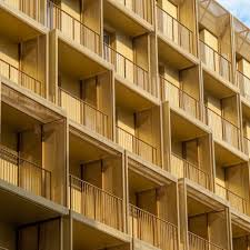 bentley college dorms student housing architecture dezeen