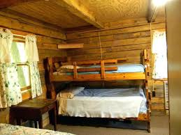 Cabin Bunk Beds Log Cabin Bunk Beds Wanderfit Co