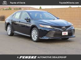 toyota camry 2018 new toyota camry 4dsd at toyota of clovis serving clovis