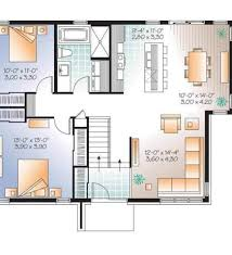 Modern Floor Plans Australia Modern House Plans Open Concept