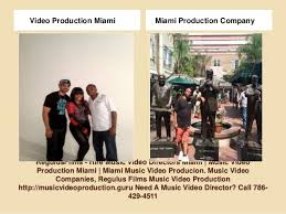 Miami Video Production Miami Video Film Production Company Regulus Films