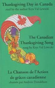 thanksgiving day in canada krys lewicki 9780929141411 books