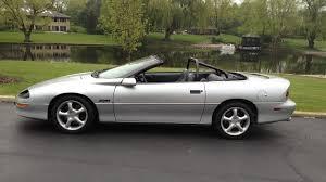 1996 convertible camaro 1996 chevrolet camaro z28 convertible w317 indy 2012