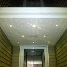 outdoor under eave lighting outdoor under eave led lighting 65185 loffel co