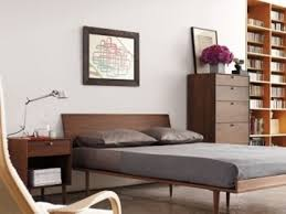 Mid Century Beds Mid Century Modern Bed Frame Designs Mid Century Modern Bed