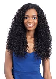 curl in front of hair pic n go que malaysian laguna curl bundle weave 7 pcs 16 16 18 18 20 20
