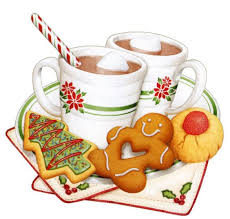 christmas cookies and cocoa clipart clip art library