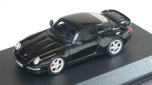 1995 porsche 911 turbo minichamps 1 87 ho porsche 911 993 turbo 1995 black