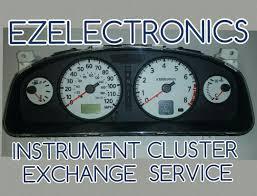 used 2002 nissan pathfinder gauges for sale