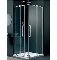 corner entry doors u0026 flair slimline capella corner entry shower