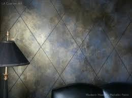 metallic paint modern masters cafe blog