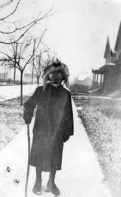 Vintage Creepy Halloween Photos Wizard Varnish