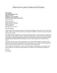 cover letter cover letter for clerk sample cover letter for