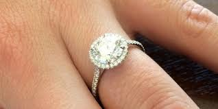 cost of wedding band getting insurance for your engagement ring the about