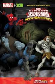 marvel universe ultimate spider man warriors 2014 9