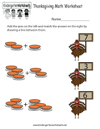 preschool thanksgiving worksheets free printables www