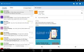android outlook app microsoft announces release of outlook app for ios and android