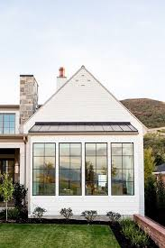 Home Exterior Design Advice Top 25 Best Black Windows Exterior Ideas On Pinterest Black