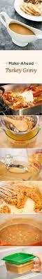 the 25 best make ahead turkey gravy ideas on make