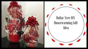 House Warming Gift Idea by Dollar Tree Diy Housewarming Gift Idea Youtube