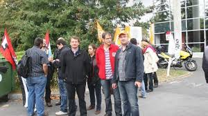 bureau véritas une grève régionale