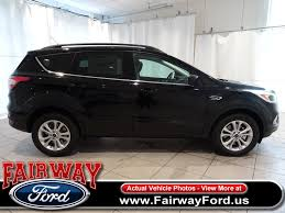 ford escape 2018 new ford escape se 4wd at fairway ford serving youngstown