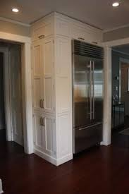 Wood Kitchen Cabinets With Wood Floors by Above Fridge Cabinet Ideas Google Search Home Pinterest