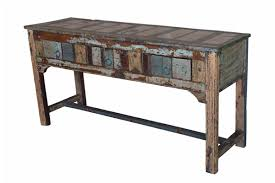 salvaged wood console table reclaimed wood dining tables salvaged wood console table modern