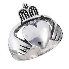 avery claddagh ring 10k gold claddagh ring ebay