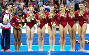 Desert Lights Gymnastics Usa Gymnastics U S Women Win Second Straight World Team Title