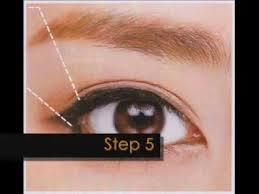 liquid eyeliner tutorial asian pictut asian eye makeup 101 eye liner part 2 of 2 youtube