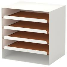 Valje Wall Cabinet Brown Ikea by Kvissle Letter Tray White Letter Tray Trays And Organization Ideas