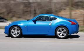 new nissan z 2009 nissan 370z automatic short take road test reviews car