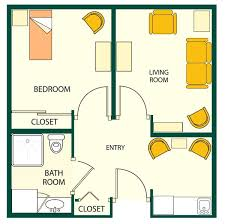 one bedroom cottage plans u2013 perfectkitabevi com