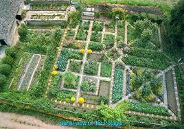rosemary verey u0027s potager barnsley house near cirencester