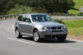 bmw x3 estate review 2004 2010 parkers