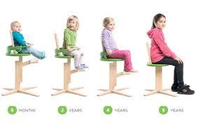 chaise enfant evolutive une chaise enfant évolutive un rien de découn rien de déco