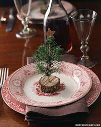 17 christmas tables you can easily diy place cards mini