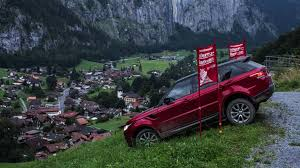 modified range rover classic the downhill challenge u2013 range rover sport goes off road